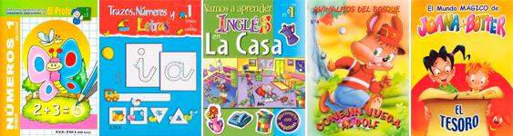 Comics y Cuentos - Cartoné -  Comics y Cuentos